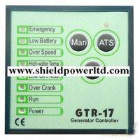 Monicon GTR-17 controller for generator set
