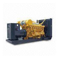 Diesel Generator Set with Control Module and 500 to 1,600kW Circuit Breaker Power thumbnail image