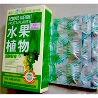 Hot Sale!  Natural Plant Essence Beauty Slimming Capsule