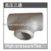 High Pressure Tee