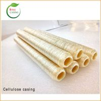 Inedible Kosher Cellulose casing of Sausage