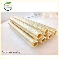 Inedible Kosher Cellulose casing of Sausage thumbnail image