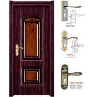 steel wooden door BEC-110