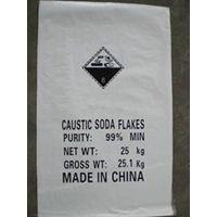 CAUSTIC SODA FLAKES 99%MIN