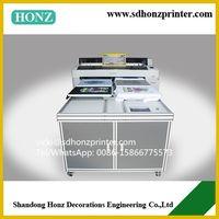 dtg t-shirt printers/inkjet t-shirt white textile ink flatbe printer