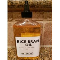 Pure Rice Bran Natural Oil