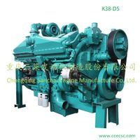 Sanchai Cummins KTA38 Generator Diesel Engine