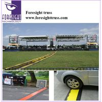 Rubber cable protector from foresight, keep you safety on the road