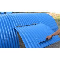 Long-Life Fixed Rain Cover for Belt Conveyor