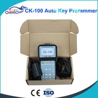 2015 Newest CK100 V46.02 CK-100 CK100 Auto Key Programmer with 1024 Tokens V46.02 CK100 With Fast Ex thumbnail image
