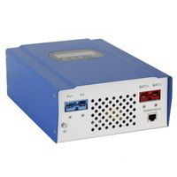 MPPT solar charge controller 30A for 96V system