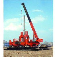 Pile driving machine (ZYC240B-B)