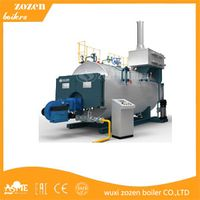 WNS series gas-fired(oil-fired) steam boiler thumbnail image