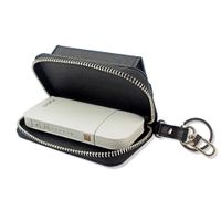 Electronic Cigarette Cover Wallet Leather Carry Case for IQOS Electronic Cigaret thumbnail image