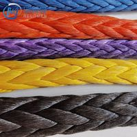 Recomen uhmwpe braided 64mm marine mooring rope used for shipping thumbnail image