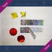 VOID tamper evident hologram label thumbnail image