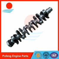 Volvo forged steel crankshaft D7E OEM 20790461 for EC290B