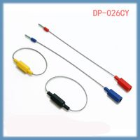 DP-026CY security cable seal container seal lock truck seal lock