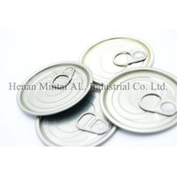 3004 alloy aluminum coils used for ring-pull cans body