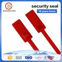 china new plastic seal Plastic lock seals