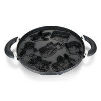 28cm Die casting aluminum nonstick cake pan