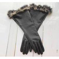 Fashion Lady Leather Glove thumbnail image
