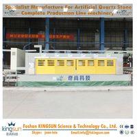 quartz stone calibrating machine/artificial stone slab calibration machine thumbnail image