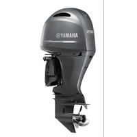 New 2017 Yamaha F200 V6 4 Stroke Outboard Motor