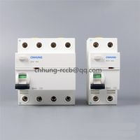 Schneider type ID RCCB new model residual circuit breaker