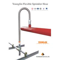 Flexible Sprinkler Hose