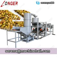 Pumpkin Seed Shell Cracking Machine|Melon Seed Husking Machine for Sale