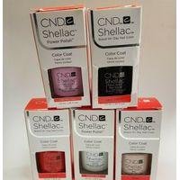 CND SHELLAC UV Nail Polish, 179 Colours, Top and Base Coat, DURAFORCE, XPRESS5 thumbnail image