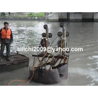 utility concrete cutting machine hydraulic diamond wire saw machine
