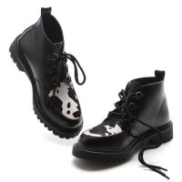 2020 New Martins ankle boots breathable and versatile women's shoes British style thumbnail image