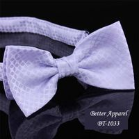 knit polyester bow tie for 2014 fashion design thumbnail image