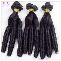 Virgin Peruvian Hair Natural Color 9a Grade Fumi Hair Bundles Wholesale Cheap Price