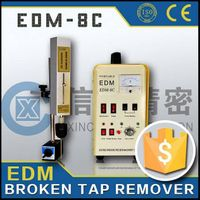Broken tap remover erosional machine