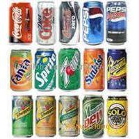 COCA COLA SOFT DRINKS 330ML CANS, PET BOTTLE 1.5L / BOTTLED CARBONATED DRINK/COLA