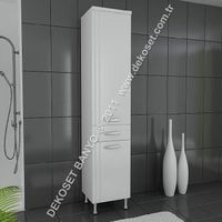 Size cupboard for bathroom