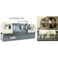 ZK2108X2B/500 Dual-axis Gun drilling Machine Tool