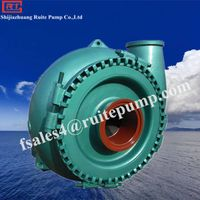 Wear-resistant Sand Suction Pump