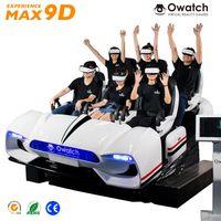 VR 9d Cinema 6 seats for indoor playground