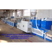 PVC Profile Production Line / PVC Profile Extrusion Line / PVC Profile Machine thumbnail image