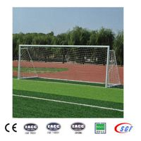 Sport Equipments for 8' x 24' FIFA standard aluminum soccer goal