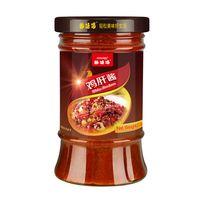 MIMIDO Chicken Liver Sauce chili oil sauce chicken hot sauce