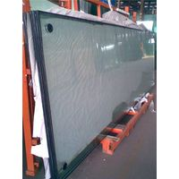 Clear/Tinted/Reflective/Tempered/Laminated/Argon/Low-E Insulated Glass made in China