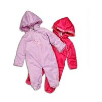 Baby winter brand romper