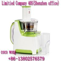 Shenzhen Now Best/New Slow Juicer Factory
