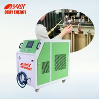 Water fuel saver free energy generator hho hydrogen welder machine