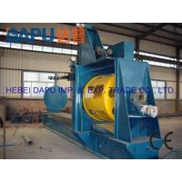 Wedged wire screen welding machine thumbnail image